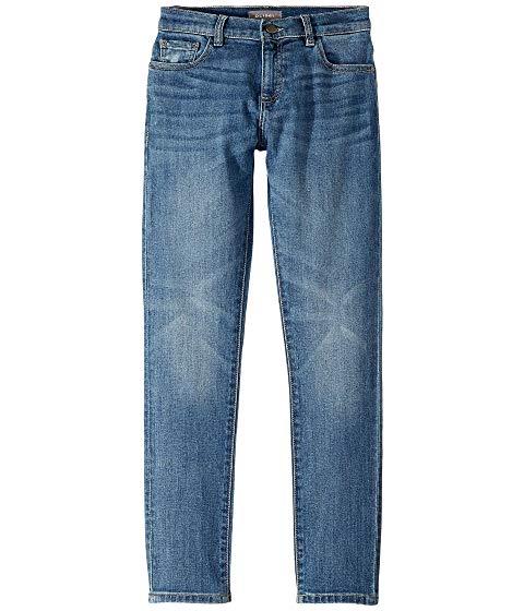 ディーエルナインティーンシックスティワンキッズ DL1961 KIDS スカイ 【 ZANE SUPER SKINNY JEANS IN SKY CRUSH BIG 】 メンズファッション ズボン パンツ 送料無料
