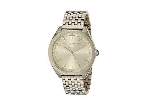 【スーパーセール中! 3/11深夜2時迄】REBECCA MINKOFF 【 AMARI 2200326 YELLOW GOLD 】 腕時計 レディース腕時計 送料無料