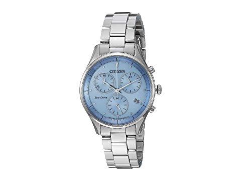 シチズンウオッチ CITIZEN WATCHES 銀色 シルバー 【 SILVER CITIZEN WATCHES FB144057L CHANDLER TONE 】 腕時計 レディース腕時計