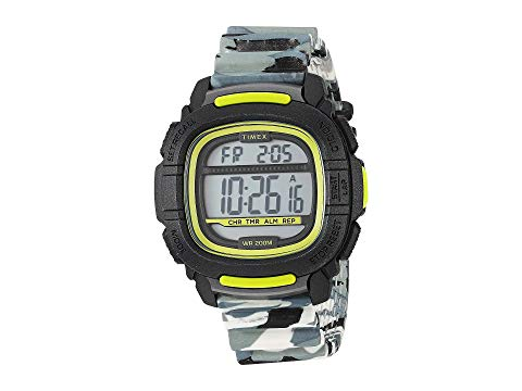 TIMEX タイメックス ブースト ストラップ 緑 グリーン 【 GREEN TIMEX 47 MM BOOST CAMO STRAP 】 腕時計 メンズ腕時計