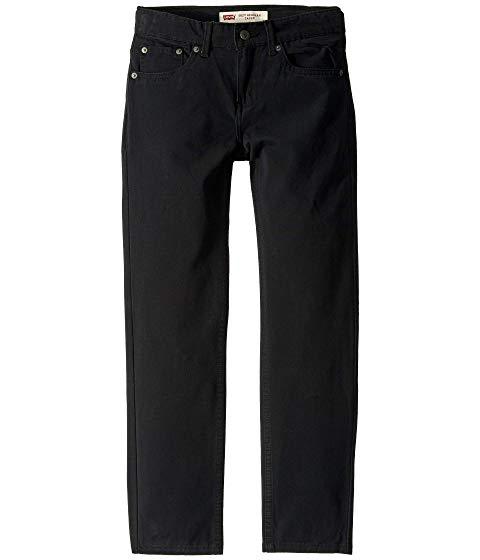 LEVI'S? KIDS 【 502 WARP STRETCH TAPER JEANS BIG BLACK 】 メンズファッション ズボン パンツ 送料無料
