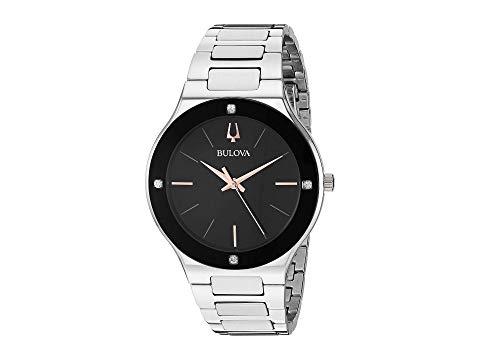 ブローバ BULOVA モダン 銀色 スチール 【 BULOVA MODERN 96E117 STEEL 】 腕時計 メンズ腕時計