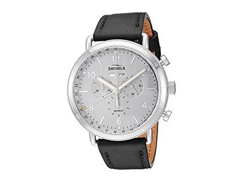 SHINOLA DETROIT デトロイト 銀色 シルバー 【 SILVER SHINOLA DETROIT CANFIELD SPORT 20141500 SANDBLAST DIAL 】 腕時計 メンズ腕時計