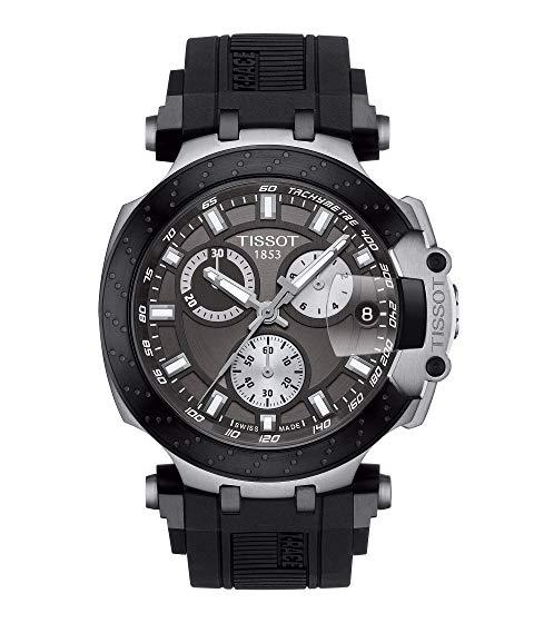 TISSOT 【 TISSOT TSPORT TRACE CHRONOGRAPH T1154172706100 ANTHRACITE 】 腕時計 メンズ腕時計