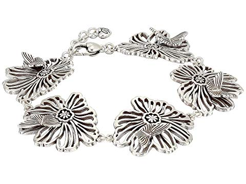 ブライトン BRIGHTON ブレスレット ジュエリー アクセサリー レディースジュエリー レディース 【 Enchanted Garden Bracelet 】 Silver