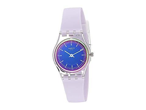 SWATCH 紫 パープル 【 PURPLE SWATCH ULTRAVIOLET LK390 】 腕時計 レディース腕時計