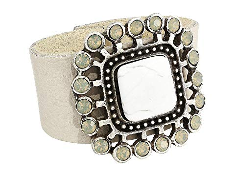 LEATHEROCK ブレスレット ジュエリー アクセサリー レディースジュエリー レディース 【 Vivica Bracelet 】 Stone