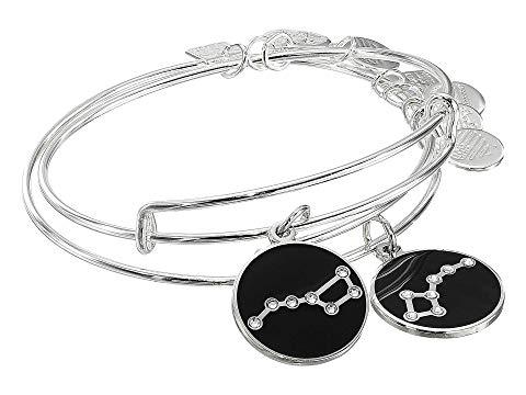 アレックスアンドアニ ALEX AND ANI Design, ジュエリー アクセサリー レディースジュエリー レディース 【 Charity By Design, Big And Little Dipper Set Of 2 Charm Bangle 】 Shiny Silver
