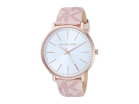 MICHAEL KORS ピンク 【 PINK MICHAEL KORS MK2859 PYPER 】 腕時計 レディース腕時計