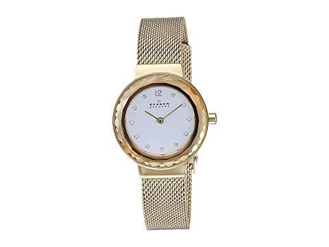 【★スーパーセール中★ 6/11深夜2時迄】SKAGEN 腕時計 レディース腕時計 レディース 【 Leonora - Skw2800 】 Gold
