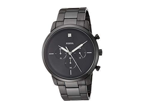 【★スーパーセール中★ 6/11深夜2時迄】FOSSIL 腕時計 メンズ腕時計 メンズ 【 Neutra Chrono - Fs5503 】 Black
