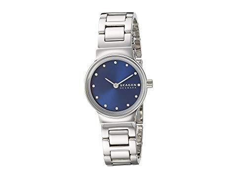 SKAGEN 銀色 シルバー 青 ブルー 【 SILVER BLUE SKAGEN FREJA SKW2789 】 腕時計 レディース腕時計