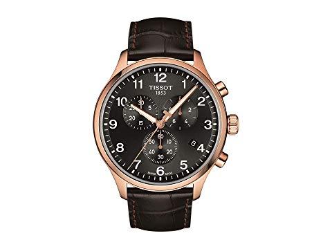 TISSOT 黒 ブラック 【 BLACK TISSOT CHRONO XL T1166173605701 】 腕時計 メンズ腕時計