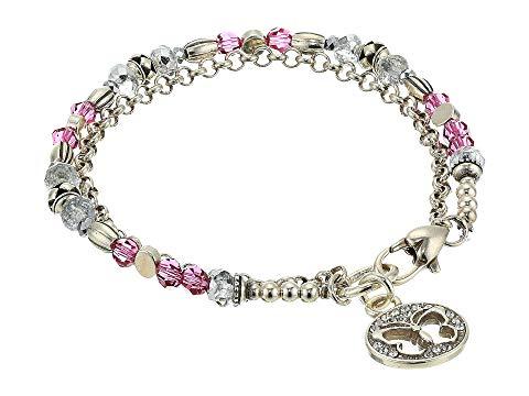 ブライトン BRIGHTON ブレスレット ジュエリー アクセサリー レディースジュエリー レディース 【 Gleam On Butterfly Bracelet 】 Pink