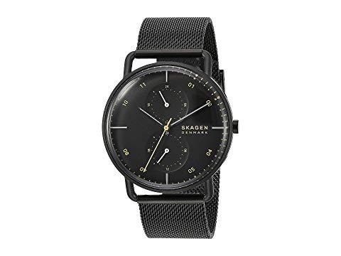 SKAGEN 黒 ブラック 【 BLACK SKAGEN HORIZONT SKW6538 】 腕時計 メンズ腕時計