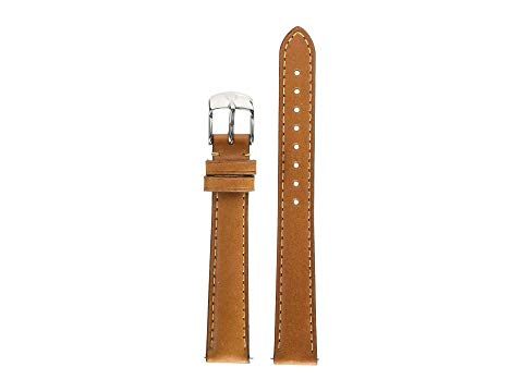 MICHELE 茶 ブラウン 【 BROWN MICHELE 14 MM SADDLE CALFSKIN 】 腕時計 レディース腕時計
