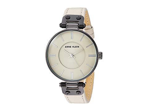 アンクライン ANNE KLEIN クリーム 【 ANNE KLEIN AK3445GYCR CREAM 】 腕時計 レディース腕時計
