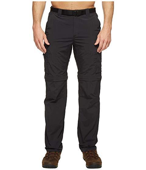 コロンビア COLUMBIA 銀色 シルバー パンツ Ridge・・ メンズファッション ズボン メンズ 【 Silver Ridge・・ Convertible Pant 】 Black