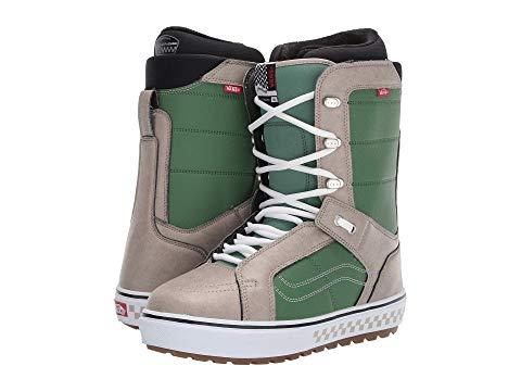 バンズ VANS バンズ スタンダード 緑 グリーン カーキ '20 【 VANS STANDARD GREEN HI OG JAKE KUZYK KHAKI 】 メンズ ブーツ