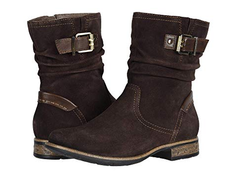 アース EARTH レディース 【 Avani Butternut 】 Chocolate Multi Premium Cow Suede/soft Calf