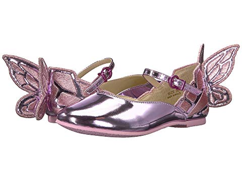 SOPHIA WEBSTER キッズ ベビー マタニティ ジュニア 【 Chiara Embroidery (toddler/little Kid) 】 Rosa Metallic