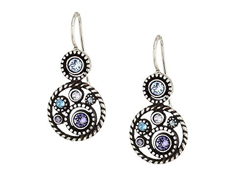 ブライトン BRIGHTON 【 BRIGHTON HALO FRENCH WIRE EARRINGS TANZANITE 】 ジュエリー アクセサリー