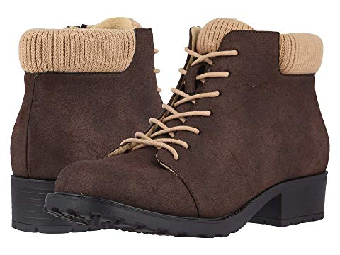 TROTTERS レディース 【 Becky Low 】 Dark Brown/natural