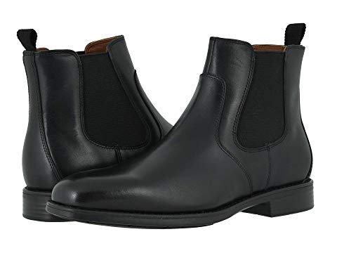 【★スーパーセール中★ 6/11深夜2時迄】JOHNSTON & MURPHY ブーツ メンズ 【 Branning Gore Boot 】 Black Waterproof Full Grain