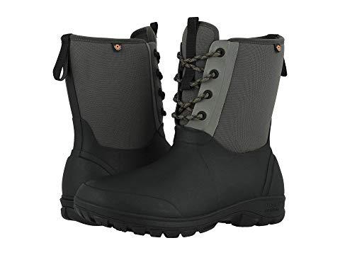 【★スーパーセール中★ 6/11深夜2時迄】ボグス BOGS メンズ ブーツ 【 Sauvie Snow 】 Gray Multi