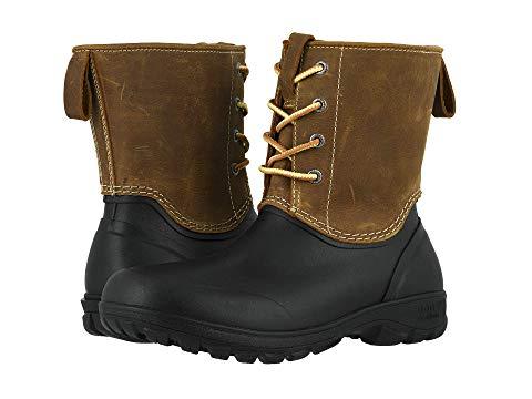 【★スーパーセール中★ 6/11深夜2時迄】ボグス BOGS レザー メンズ ブーツ 【 Sauvie Snow Leather 】 Tan