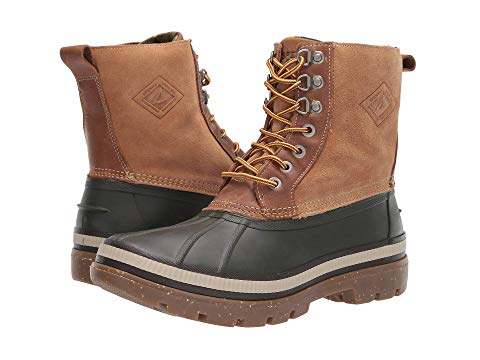 【NeaYearSALE1/1-1/5】SPERRY 【 ICE BAY BOOT OLIVE TAN 】 メンズ ブーツ 送料無料