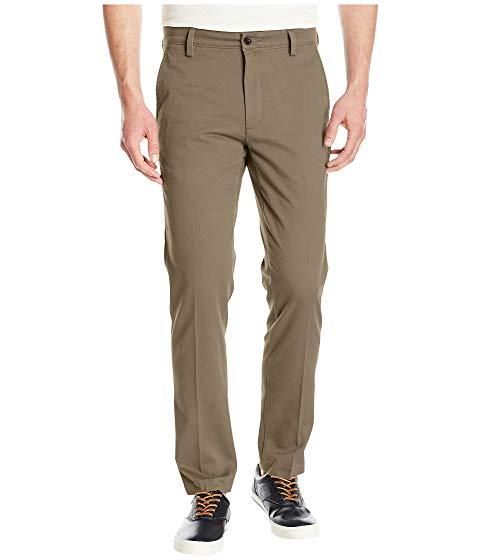 【海外限定】カーキ スリム メンズファッション パンツ 【 SLIM EASY KHAKI TAPERED FIT PANTS 】