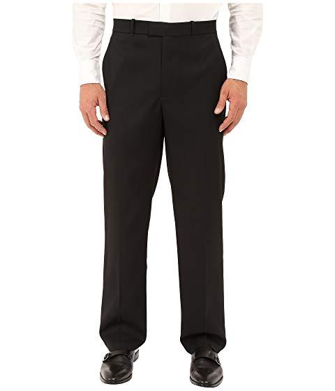 【海外限定】クラシック パンツ ズボン メンズファッション 【 CLASSIC FIT FLAT FRONT SHARKSKIN PANT 】