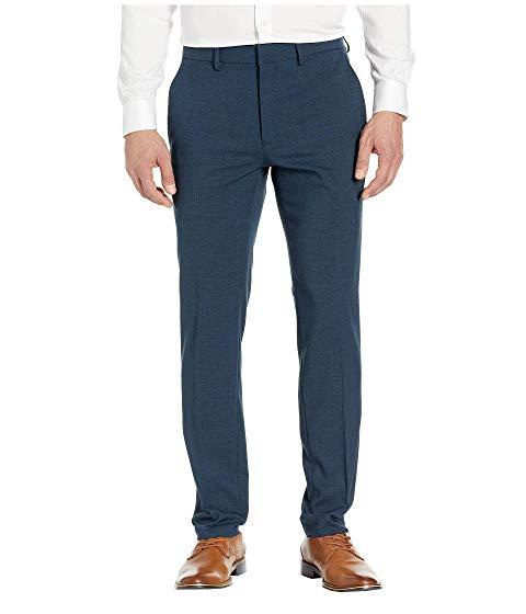 KENNETH COLE REACTION ヘザー スリム ドレス 【 HEATHER SLIM KENNETH COLE REACTION STRETCH TIC FIT DRESS PANTS INK 】 メンズファッション ズボン パンツ