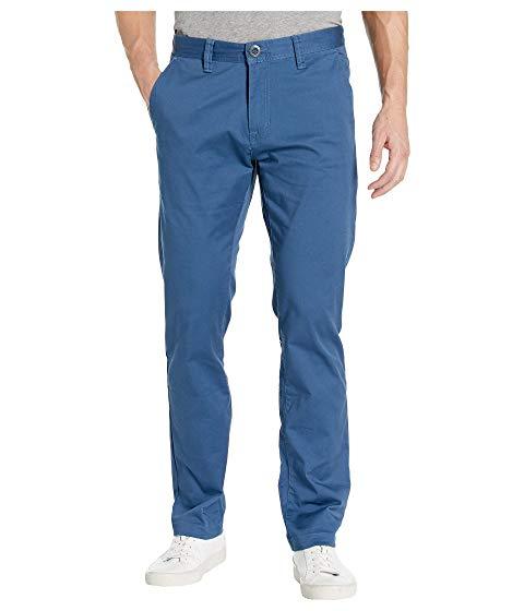 VOLCOM モダン 【 FRICKIN MODERN STRETCH SMOKEY BLUE 】 メンズファッション ズボン パンツ 送料無料