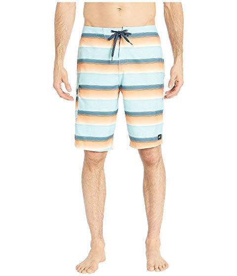 【NeaYearSALE1/1-1/5】O'NEILL ストライプ 【 STRIPE SANTA CRUZ BOARDSHORTS SLATE 】 メンズファッション 水着 送料無料