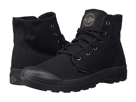 【★スーパーセール中★ 6/11深夜2時迄】PALLADIUM パンパ メンズ ブーツ 【 Pampa Hi 】 Black/black