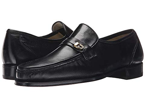 FLORSHEIM スリッポン メンズ ローファー 【 Como Imperial Slip-on Loafer 】 Black Cabaret