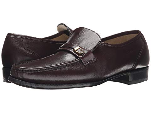 FLORSHEIM スリッポン メンズ ローファー 【 Como Imperial Slip-on Loafer 】 Mahogany Cabaret