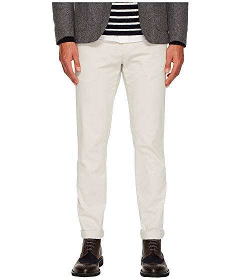 ELEVENTY 砂色 サンド 【 ELEVENTY FLAT FRONT REGULAR FIT STRETCH COTTON PANTS SAND 】 メンズファッション ズボン パンツ