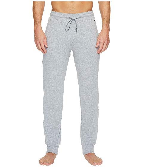 HANRO メンズファッション ズボン パンツ メンズ 【 Living Lounge Pants 】 Grey Melange