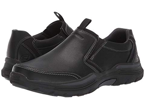 SKECHERS スニーカー メンズ 【 Relaxed Fit Expended - Morgo 】 Black