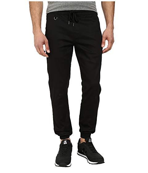 PUBLISH ジョガーパンツ 【 SPRINTER JOGGER PANTS BLACK 】 メンズファッション ズボン パンツ 送料無料