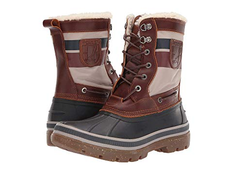 【NeaYearSALE1/1-1/5】SPERRY 【 ICE BAY TALL BOOT BROWN NAUTICAL 】 メンズ ブーツ 送料無料