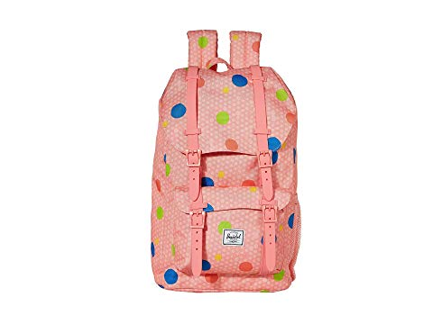 HERSCHEL SUPPLY CO. KIDS 子供用 キッズ ベビー マタニティ バッグ ランドセル ジュニア 【 Little America Youth (youth) 】 Primary Polka