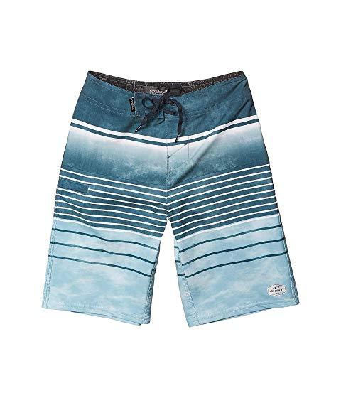 O'NEILL KIDS ショーツ ハーフパンツ キッズ ベビー マタニティ ジュニア 【 Hyperfreak Heist Swim Shorts (big Kids) 】 Light Blue