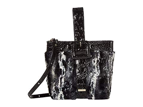 BRAHMIN バッグ レディース 【 Wichita Faith Shoulder Bag 】 Black