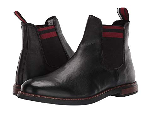 ベンシャーマン BEN SHERMAN スニーカー メンズ 【 Birk Chelsea 】 Black Leather