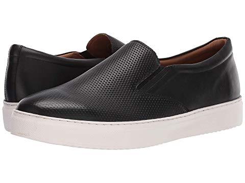 カルロスバイカルロスサンタナ CARLOS BY CARLOS SANTANA スリッポン スニーカー メンズ 【 Don Slip-on Sneaker 】 Black