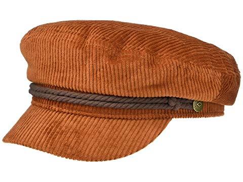 ブリクストン BRIXTON キャップ 帽子 バッグ メンズキャップ ユニセックス 【 Fiddler Cap 】 Rust